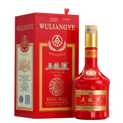 五粮液 52度 丁酉鸡年纪念酒 浓香型 500ml 单瓶装