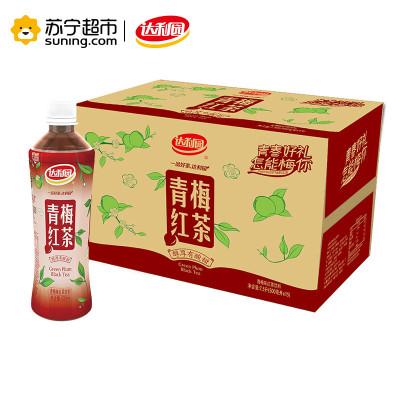 达利园 青梅红茶 青梅味 500ml*15瓶 箱装
