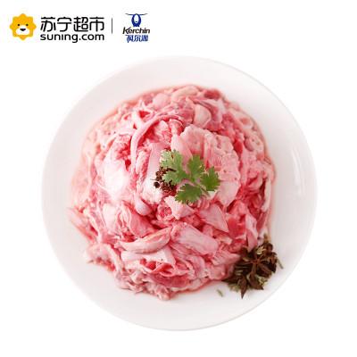 阿都沁 牛脆骨肉 1kg*2份 +肉夹馍饼胚 220g