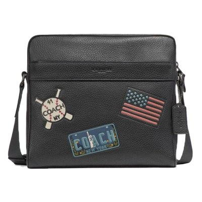 COACH 蔻驰 Charles F28456 男士单肩包 799元包邮(需用券)