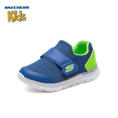 SKECHERS 斯凯奇 95067N 男童透气休闲鞋 *2件 250元包邮(需用券,合125元/件)