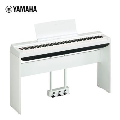 YAMAHA 雅马哈 P125 智能数码电钢琴(黑色、含主机+单踏板) 3487元包邮