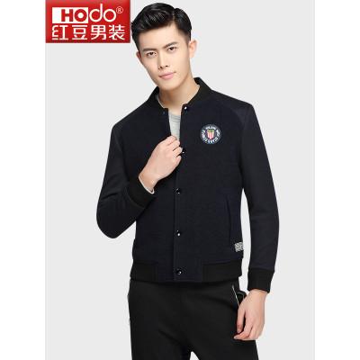 Hodo 红豆 DMFSJ604S 男士毛呢夹克