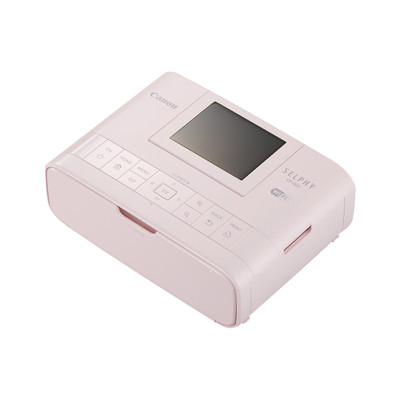 20日0点: Canon 佳能 CP1300 便携式照片打印机 粉色 739元