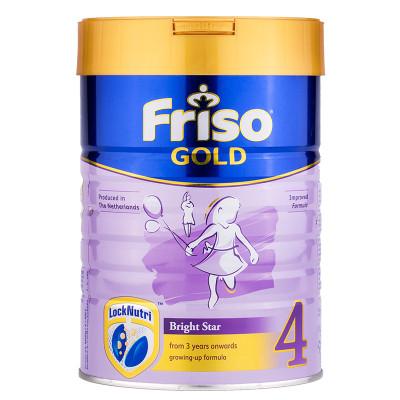 Friso 美素佳儿 新加坡版 成长配方奶粉 4段 900g/罐