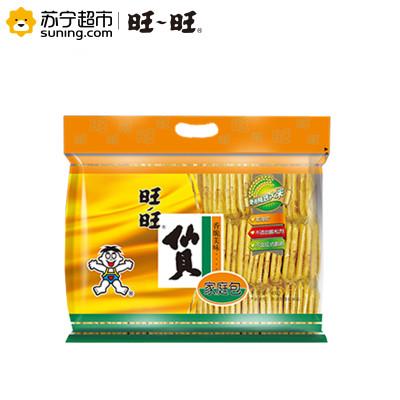 限地区:旺旺仙贝 400g*3件 35.49元(合11.83元/件)