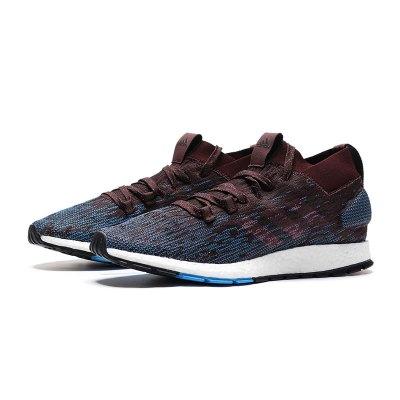 adidas男鞋跑步鞋PUREBOOST RBL缓震休闲运动鞋CM8309 CM8309浅猩红+灰色+黑色 阿迪达斯(adidas)跑步鞋CM8311