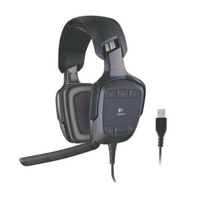 Logitech 罗技 G35 7.1声道 游戏耳机