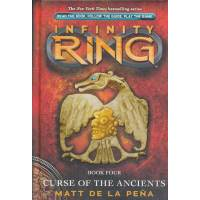 Infinity Ring Book 4: Curse of the Ancients无限环系列#4:古老的诅...