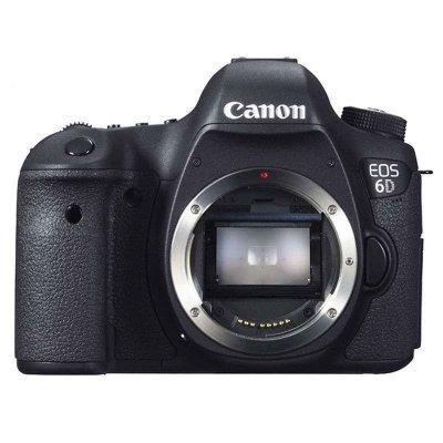 佳能 数码单反相机 EOS 6DKIT(EF 16-35mm f/4L IS USM)+包+卡+清洁套装+UV滤镜+贴膜