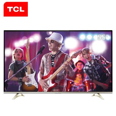 TCL L55E5800A-UD 55英寸 真4K超高清 内置WiFi 安卓智能云LED电视