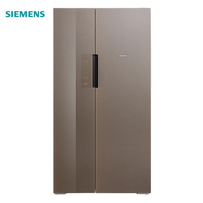 SIEMENS 西门子 KA92NS91TI 598升 对开门冰箱