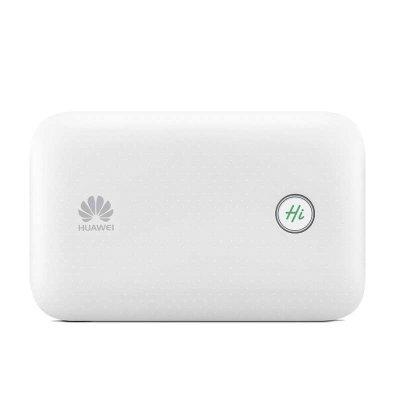华为HUAWEI移动4G版300Mbps无线路由器随身随行E5771s-852 4G路由 TD-LTE无线数据终端 白色