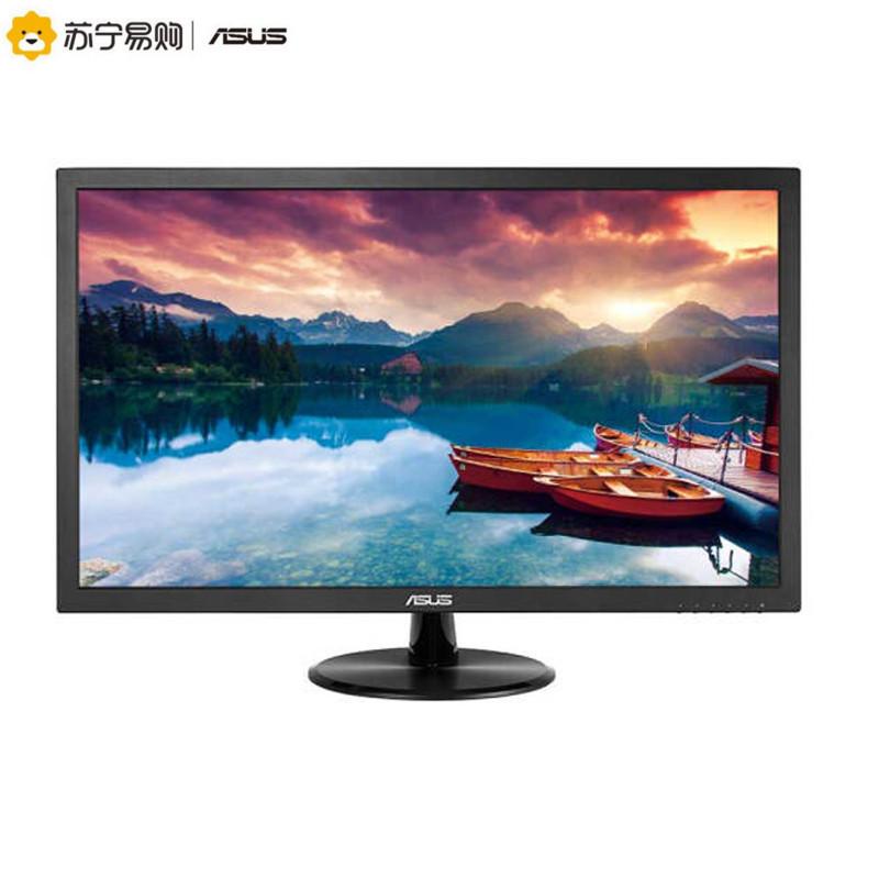 ASUS 华硕 VP228DE 电脑显示器(VGA接口)