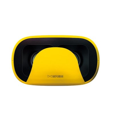 暴风魔镜小D 智能VR眼镜(XD-03)黄色