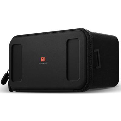 小米(mi)VR眼镜 PLAY版 vr虚拟现实3D智能头盔 黑色IOS;Android通用适用4.7-5.7英寸手机