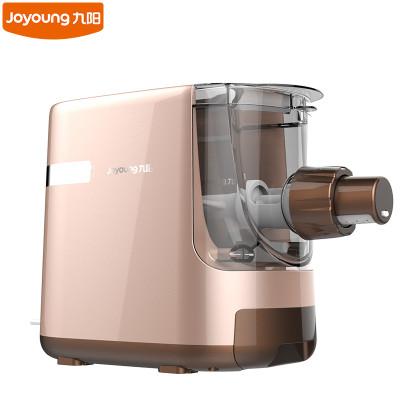 九阳(Joyoung)面条机 JYN-W601V 垂直出面 塑料螺旋杆 智能面水比 电脑式全自动 和面机 压面机