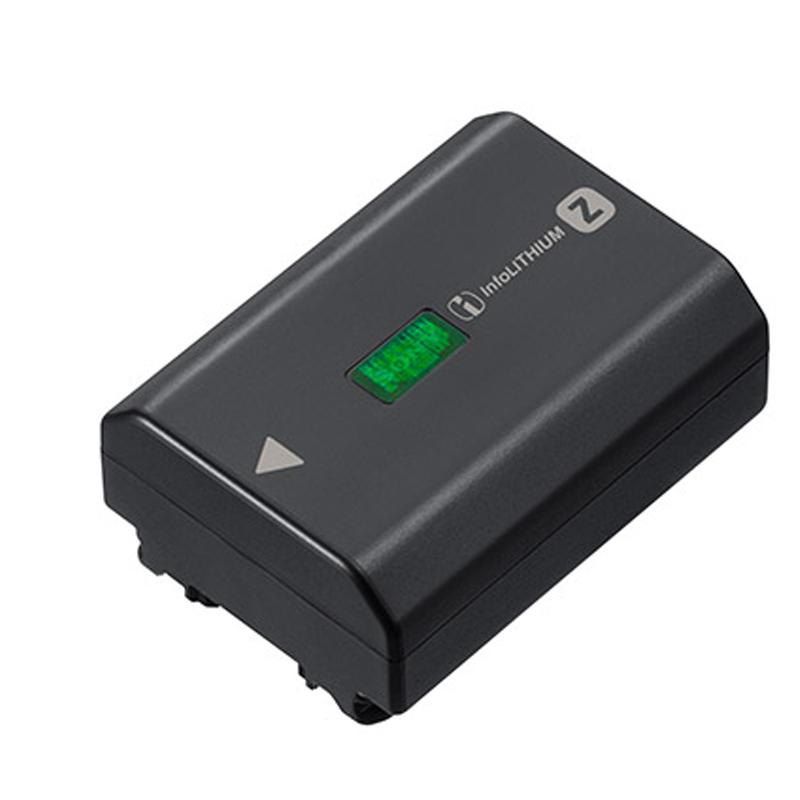 索尼(SONY) 可重复充电电池 NP-FZ100 适用于索尼全画幅微单A9,A7M3,A7RM3