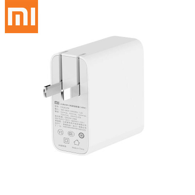 小米mi USB-C笔记本电源适配器(45W)支持电压100-240VAC 50/60Hz 输出电流2.25-3A