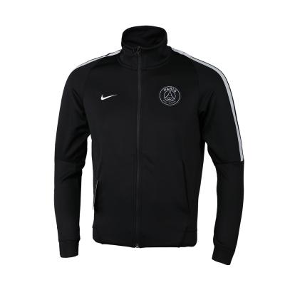 NIKE耐克17-18大巴黎N98足球运动长袖外套883473-015