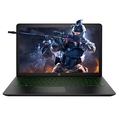 【套餐】惠普HP光影精灵3代绿刃Pav15-cb073TX15.6英寸游戏本笔记本电脑(I5-7300HQ 128GB+1TB)+全保修3年