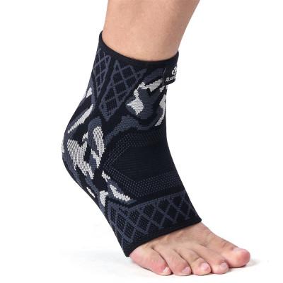 狂迷(kuangmi)运动护踝男女篮球装备运动护具脚踝关节扭伤防护护具(单只装)
