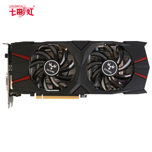 七彩虹(Colorful)iGame GeForce RTX 2060 Ultra OC 游戏显卡
