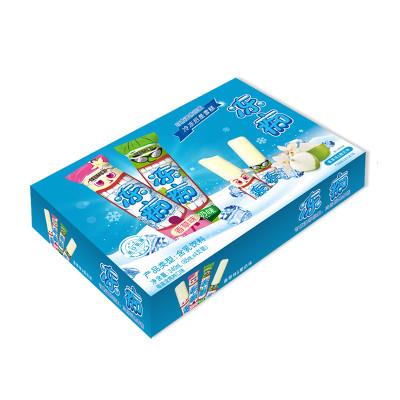 苏宁超市自营旺旺 冻痴冰品(香草+椰奶口味)85ml*4
