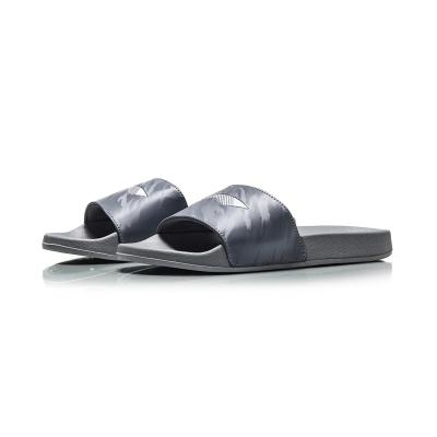 【自营】李宁LINING男子拖鞋凉拖一字拖休闲运动鞋AGAN021-3
