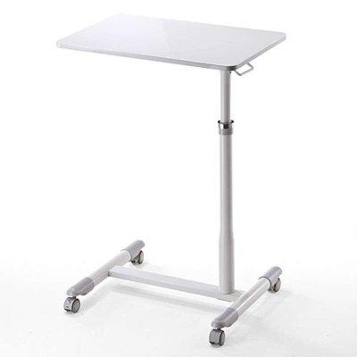 日本山业(Sanwa Supply)气杆升降电脑桌/居家电脑桌/演讲桌/懒人桌100-DESK095