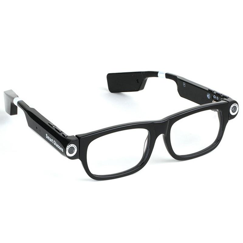 特兰恩 Tralean 智能眼镜可拍照 耳机/GPS导航/拍照/照明/接打电话摄像蓝牙眼镜