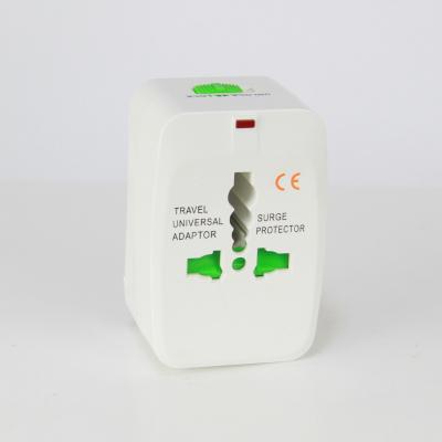 泰澄TAI CHENG全球通用美标英标欧标德标转换器新款出国旅行多功能插座插头充电器TC001国产白色1000W