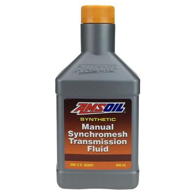 安索(AMSOIL)安索手动变速箱油 MTFQT 减磨 抗腐蚀 946ml