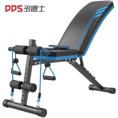 多德士哑铃凳健身椅飞鸟凳 多功能仰卧板仰卧起坐板健腹板腹肌板收腹器 家用运动健身器材