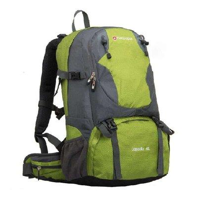 瑞士军刀SWISSGEAR 登山包 双肩 男女 户外 运动背包 旅行包 旅游包 40L JP3540
