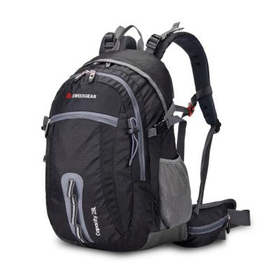 运费险保障!新SWISSGEAR登山包男女通用 防水尼龙28l瑞士军刀登山包旅行包徒步包