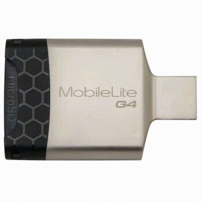 金士顿(Kingston)USB 3.0 MobileLite G4 多功能读卡器(FCR-MLG4)