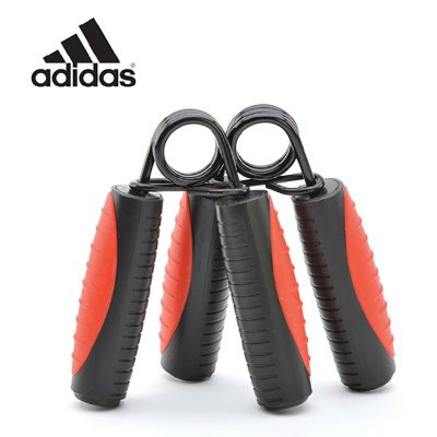 ADIDAS 阿迪达斯握力器家用健身器材进阶型握力器ADAC-11400专业握力训练器材 包邮