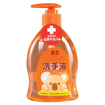 喜多HITO 宝宝洗手液300ml 婴幼儿童洗手液温和不伤手清洁卫生72847