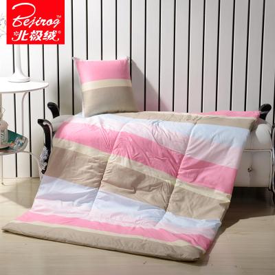 北极绒(Bejirog)家纺 加厚时尚抱枕被子两用午睡枕汽车沙发床头靠枕办公室靠垫空调被40X40cm其它