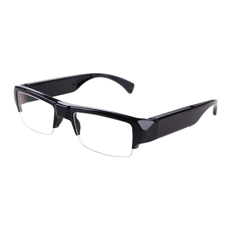 柯迪仕KEDISHI高清微型摄像机智能迷你录像眼镜骑行拍照眼镜摄像眼镜隐形摄像机拍照眼镜运动相机会议执法取证迷你摄像头