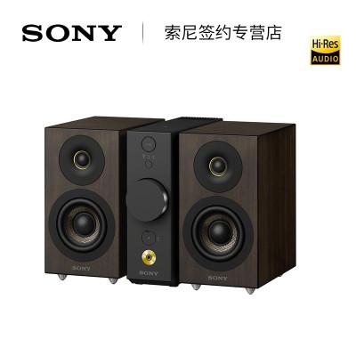 Sony/索尼 CAS-1 电脑音箱台式USB解码无线蓝牙耳放