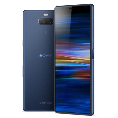 索尼(SONY)Xperia 10 I4193移动联通双4G双卡双待智能拍照手机 海军蓝(4G+64G)