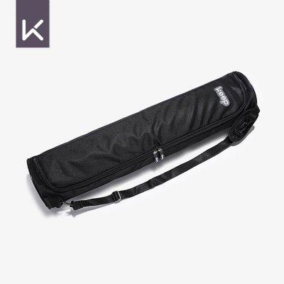 Keep瑜伽收纳包 健身垫瑜伽垫背包 单肩斜挎拉链包